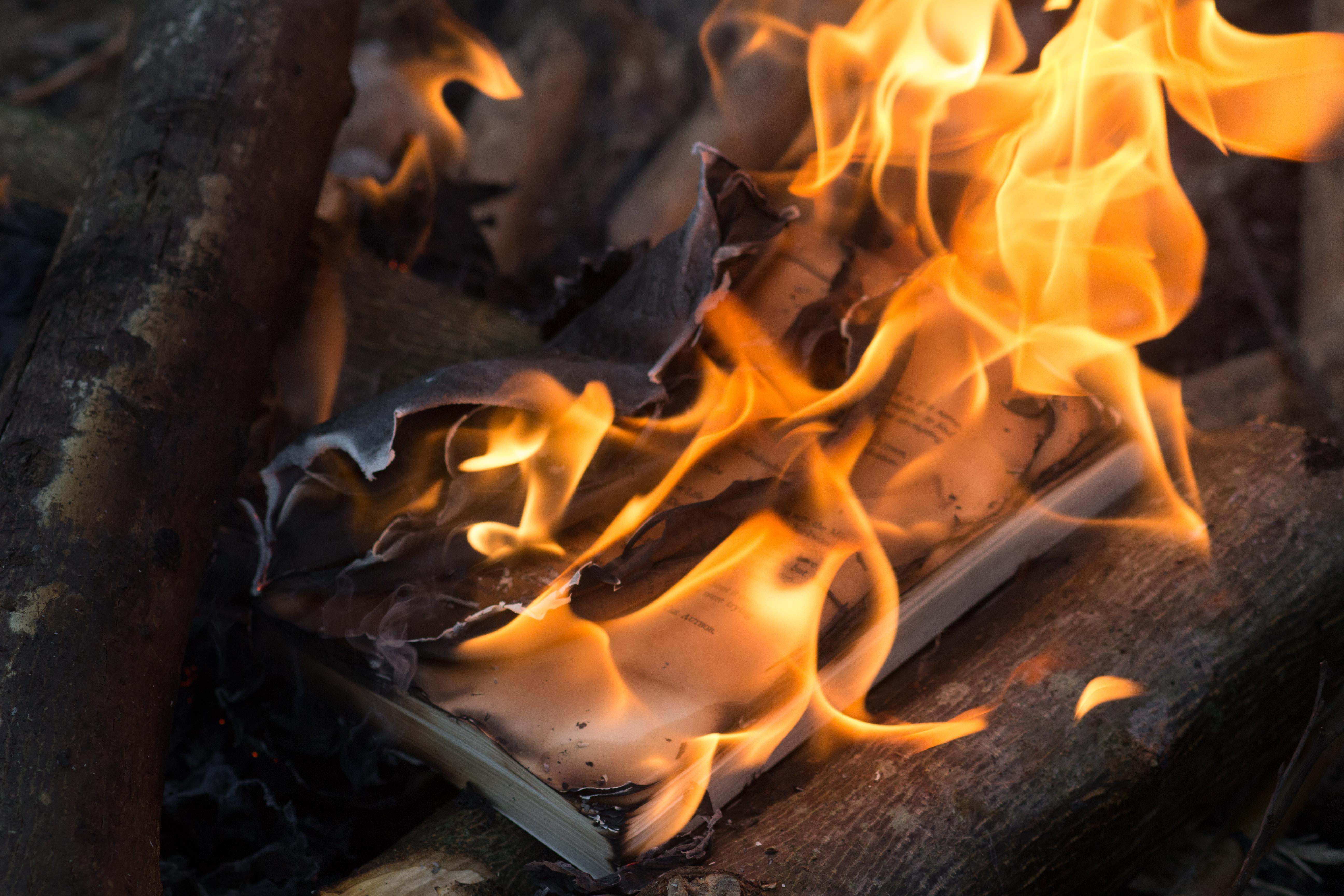 How the Blockchain Prevented Digital Book Burning