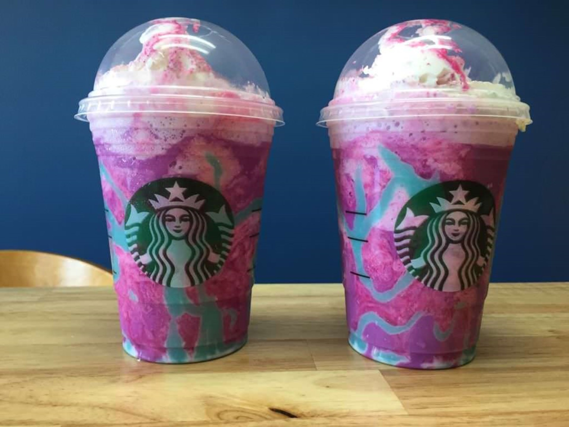 Starbucks Didnt Steal Anybodys Unicorn