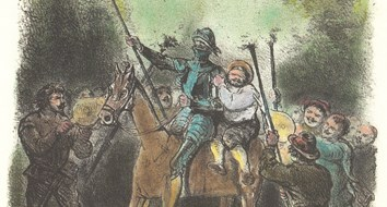 Don Quijote, Man of Free Markets