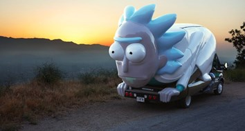 The Rickmobile's Secret to Success Is ... Secrecy