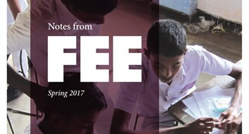Notes from FEE - Spring 2017