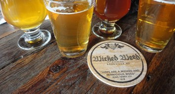 Wicked Weed Brewing Sold Out. Good!