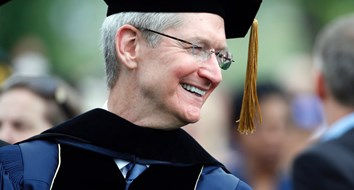 Apple CEO Tim Cook's Secret to Success and Happiness