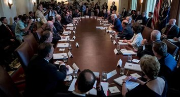 What Trump's Cabinet Meeting Reveals about Government