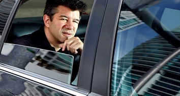 The Rise and Fall of Uber's Travis Kalanick
