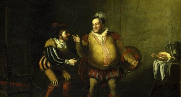 Trump Is Falstaff with Power