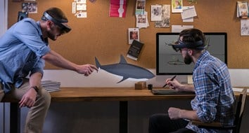 Augmented Reality Is Already Changing the Workplace