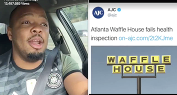 Hilariously Truthful Defense of Waffle House Goes Viral