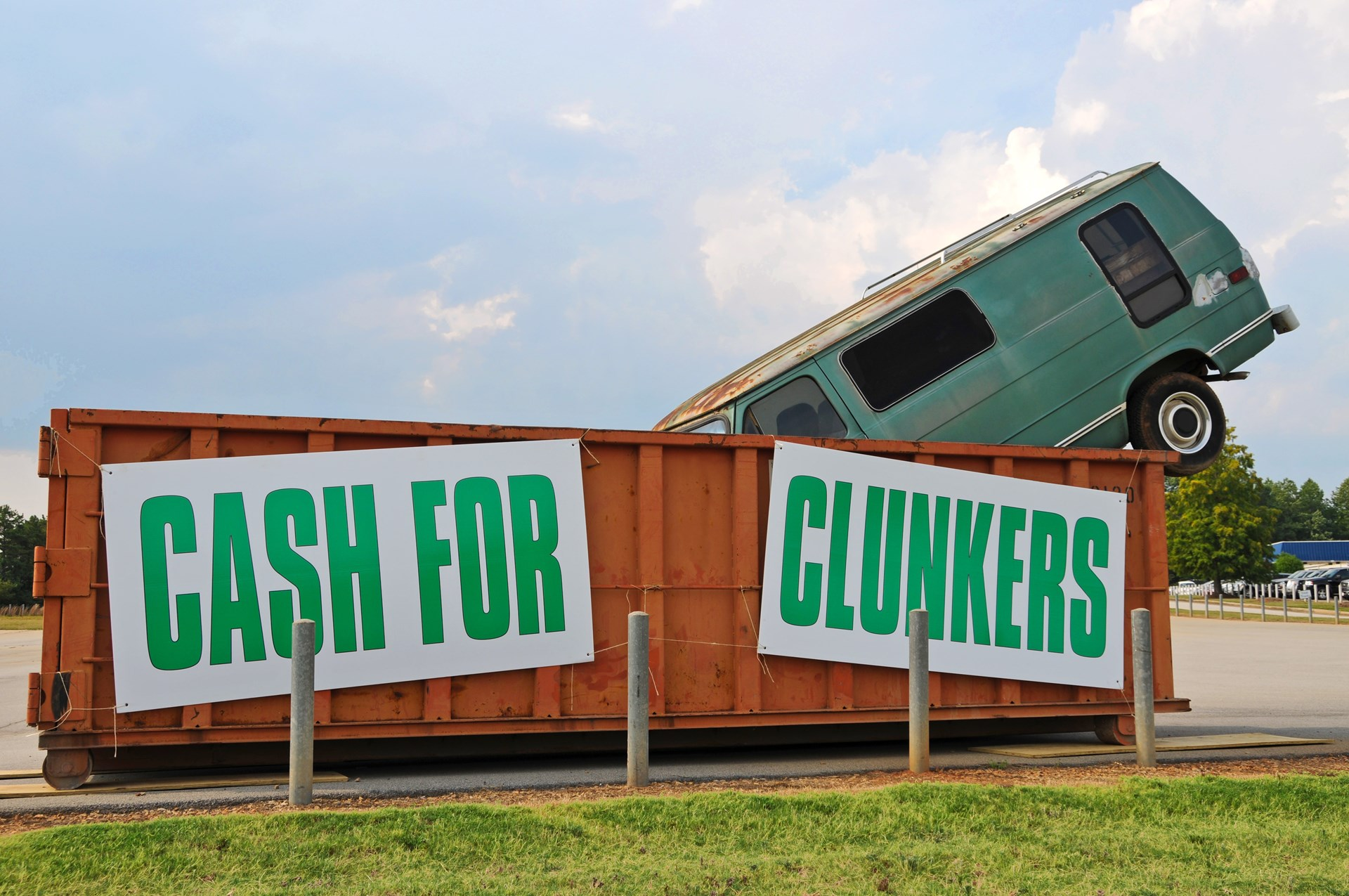 Cash For Clunkers >> Cash For Clunkers Was A Complete Failure Foundation For