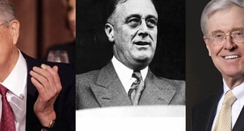 It Makes No Sense to Vilify the Kochs While Venerating FDR