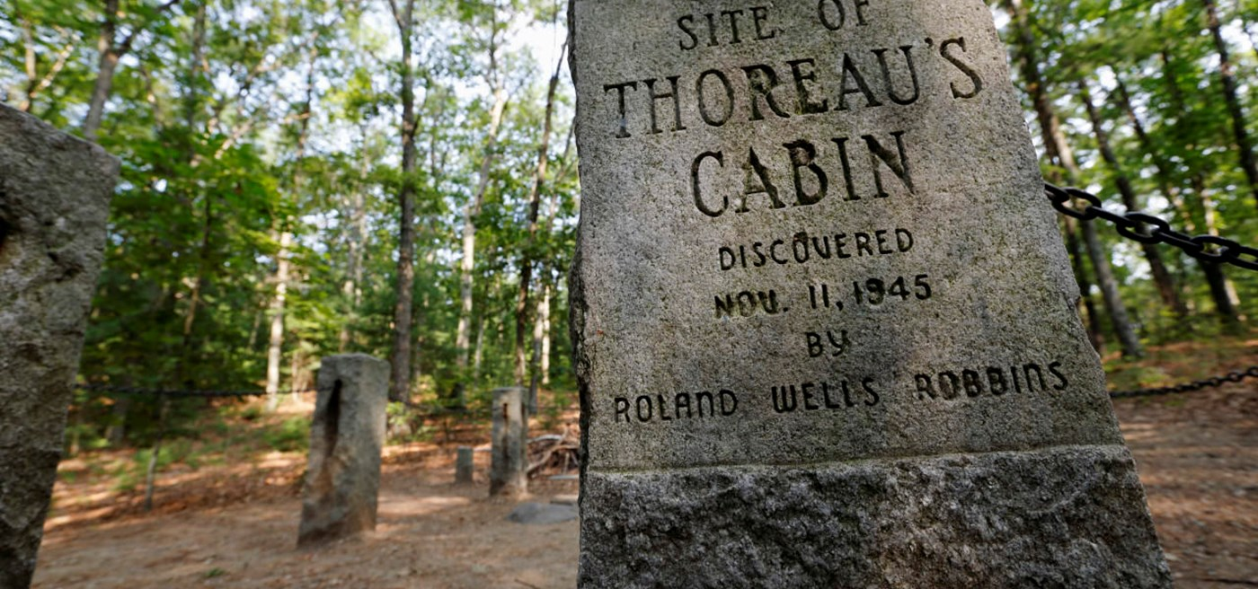 an analysis of walden by henry david thoreau This is an edited extract from john updike's introduction to a new edition of walden, by henry david thoreau,.