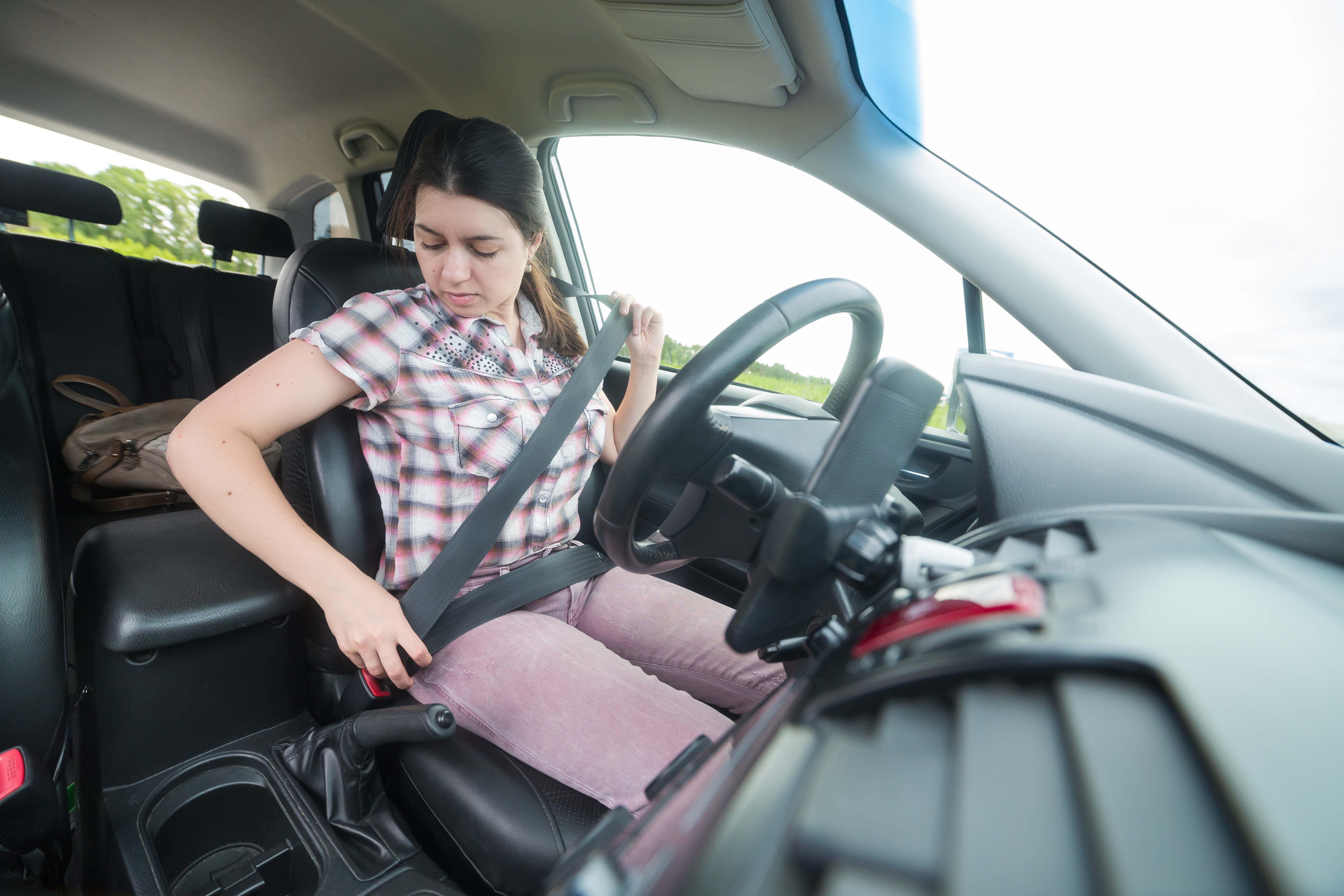 Are Seat Belts Making You Less Safe Tea Party