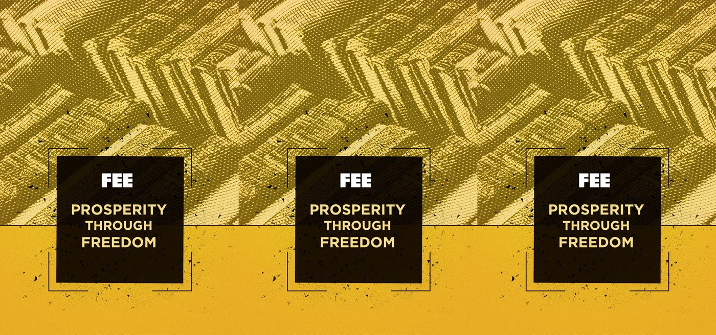 Prosperity through freedom foundation for economic education fandeluxe Image collections