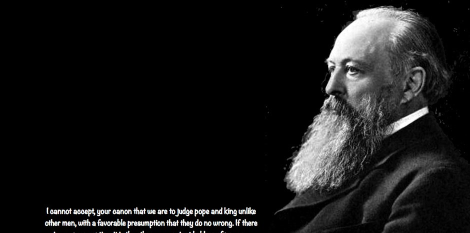 Lord Acton On The Meaning Of Freedom Foundation For Economic Education