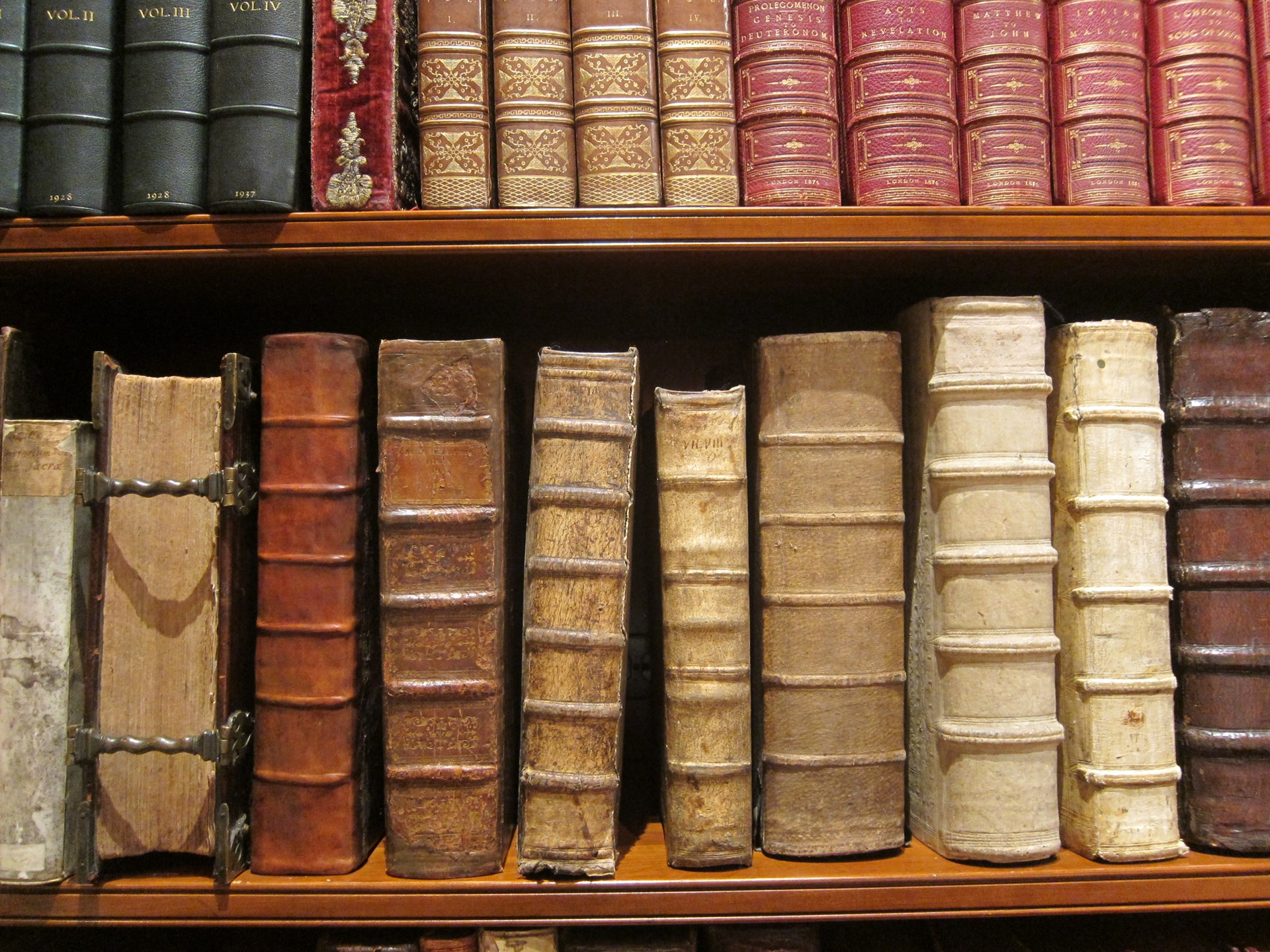A Book Is a Tool, Not a Trophy - Foundation for Economic