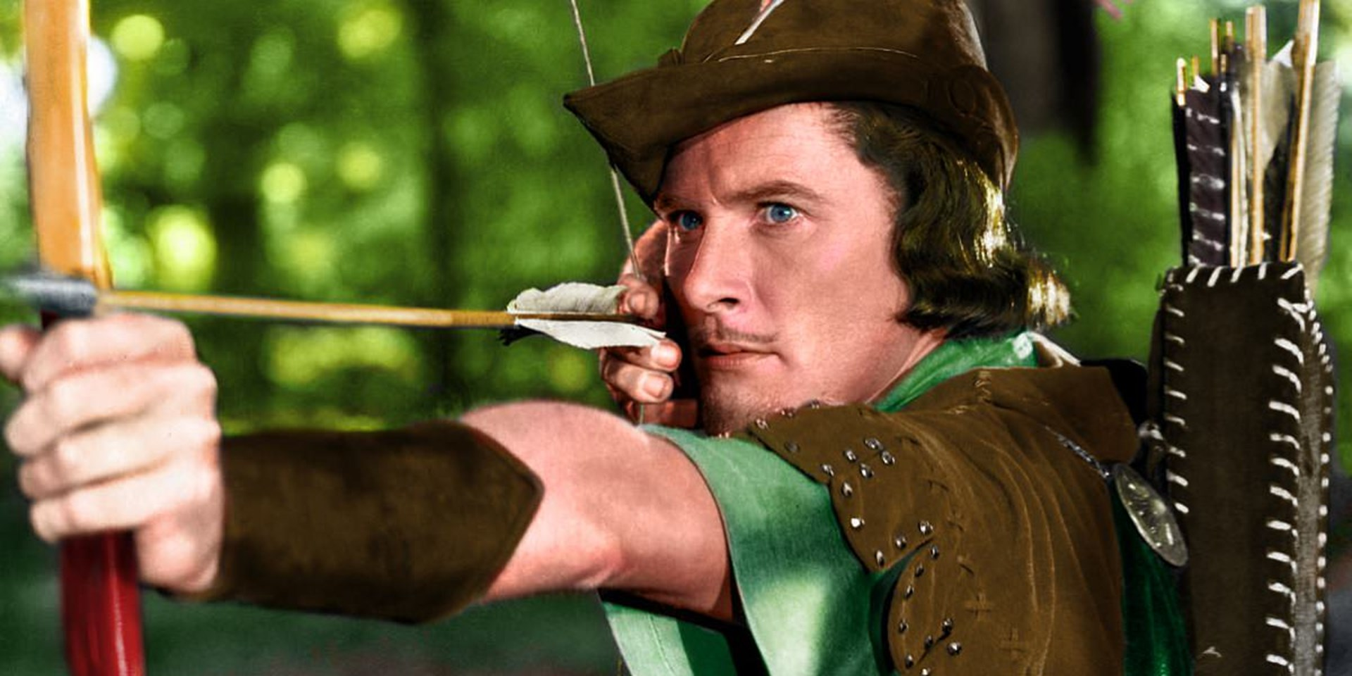 Robin Hood Was More Tea Party than Occupy Wall Street - Foundation