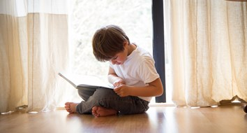 Why Homeschooled Children Love Reading