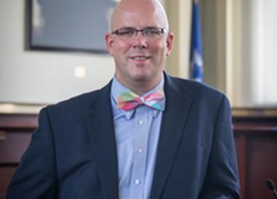Shawn D. Bushway