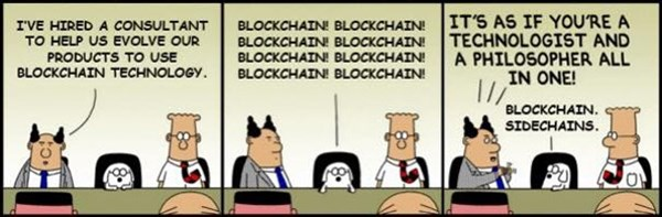 "What Is ""Blockchain"" Anyway?"
