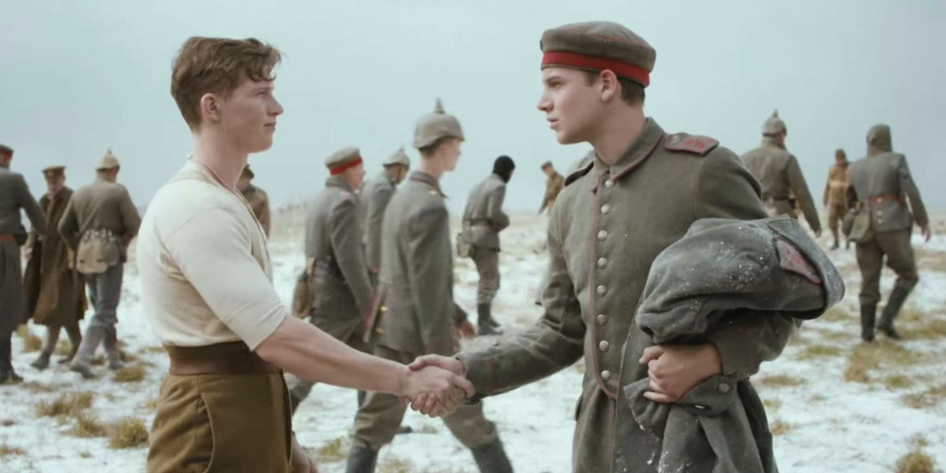 Wwi Christmas Truce.The Christmas Truce Of World War I Foundation For Economic