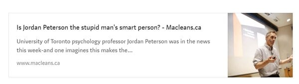 Many Intellectuals Can't Stand Jordan Peterson  Why? - Foundation