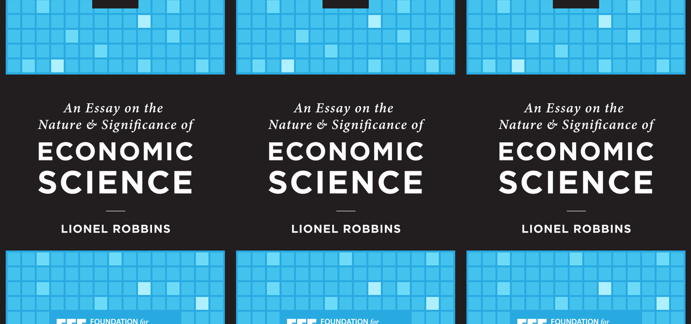 Essay on the nature of science