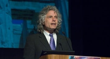 Steven Pinker Is Unashamed to Be Optimistic and Pro-Human