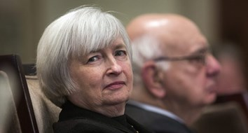 "Yellen's Grade as Fed Chair Should Be ""Incomplete"""
