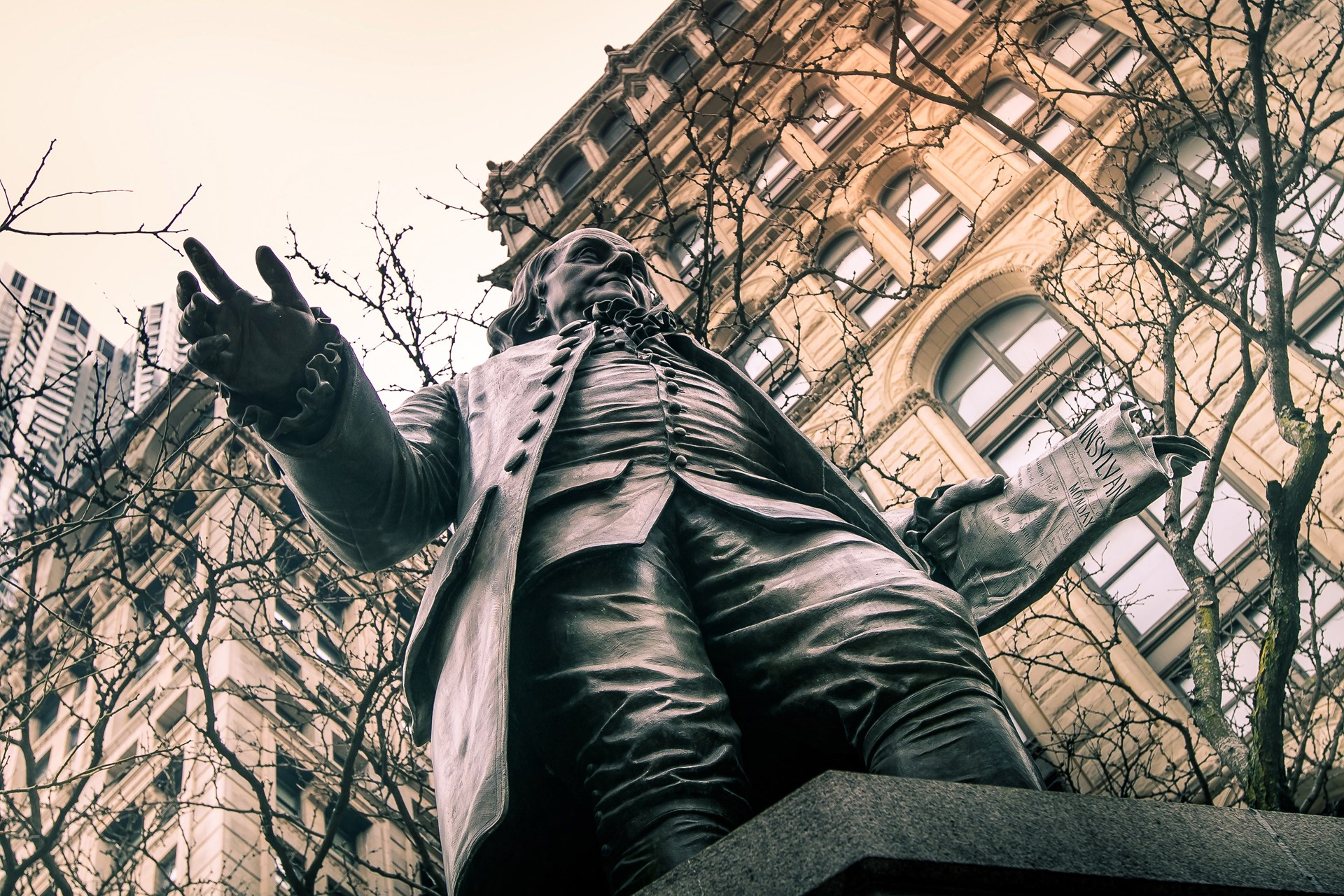 How Ben Franklin Invented The American Dream Foundation