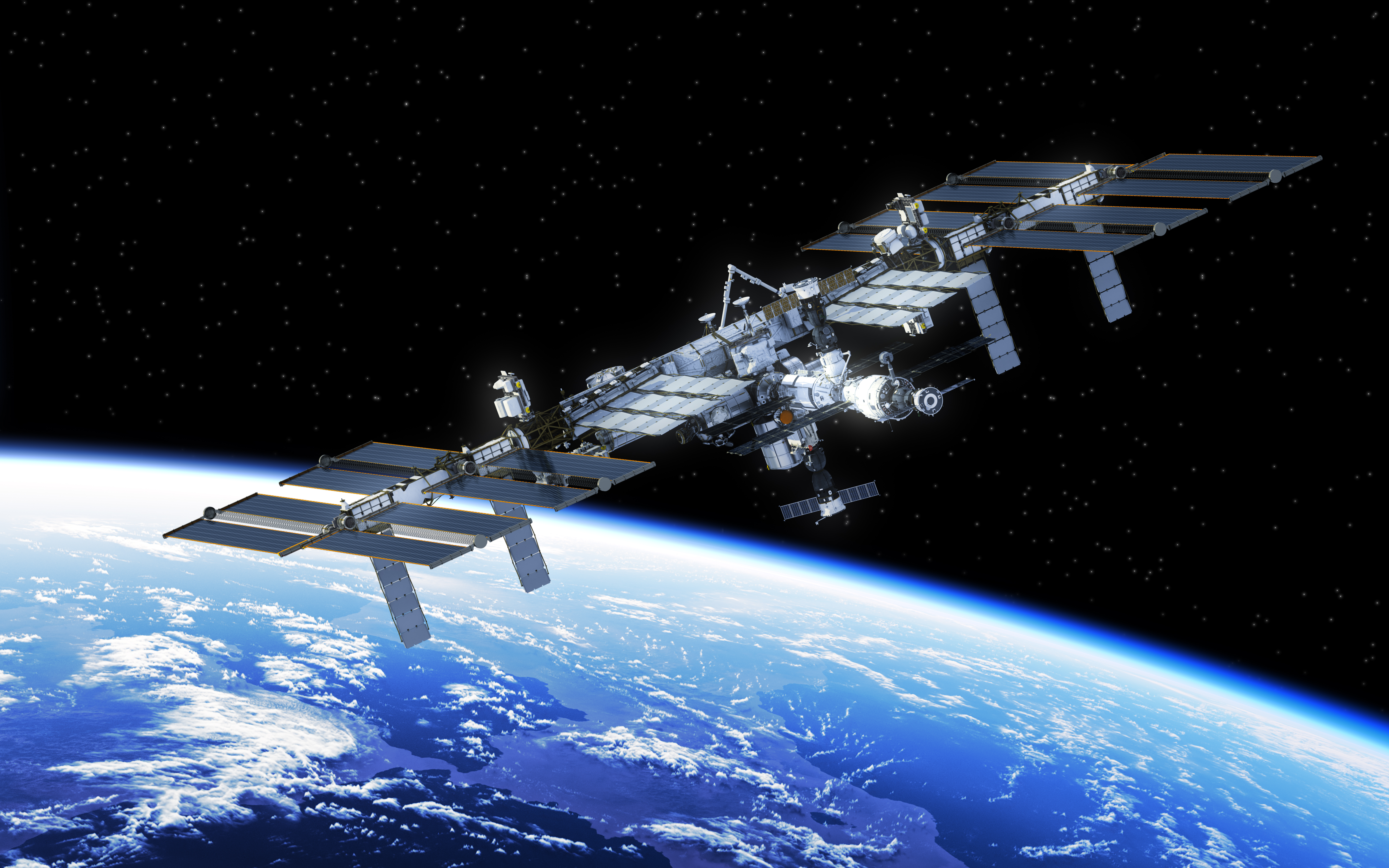 Why Doesn't The International Space Station Freeze In The Cold Of ...