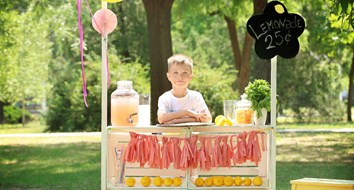 What My Childhood Lemonade Stand Taught Me about Economics and Government