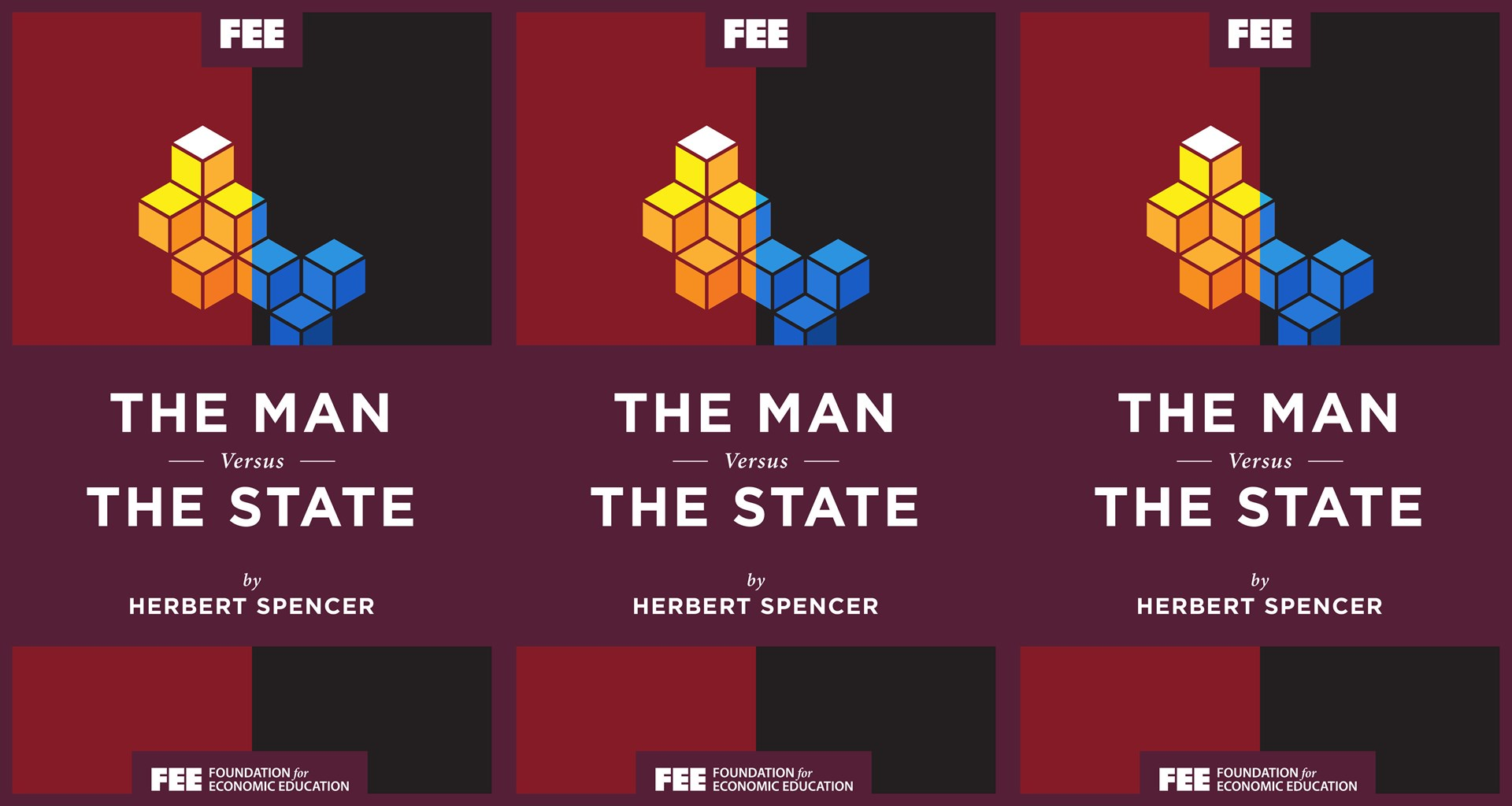 Economics Culture And Distance Conspire >> The Man Versus The State Foundation For Economic Education
