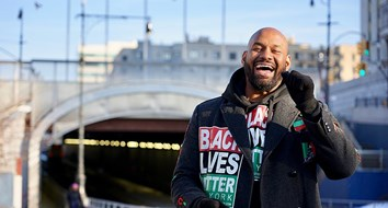 What I Learned about Christian Love from My Conversation With Black Lives Matter Leader Hawk Newsome