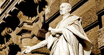 Why the Founders' Favorite Philosopher Was Cicero