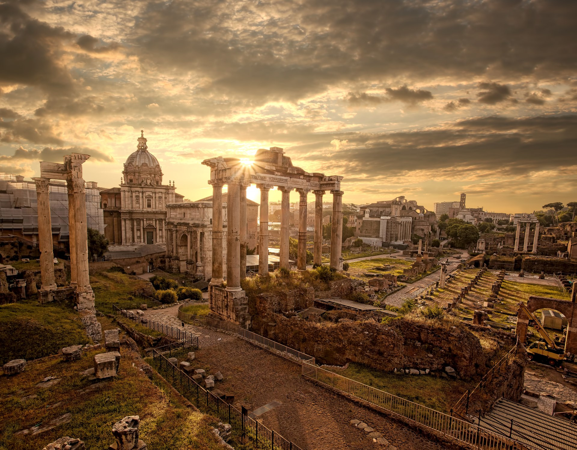 How Mises Explained the Fall of Rome - Foundation for ...