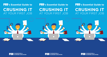 FEE's Essential Guide to Crushing It at Your First Job