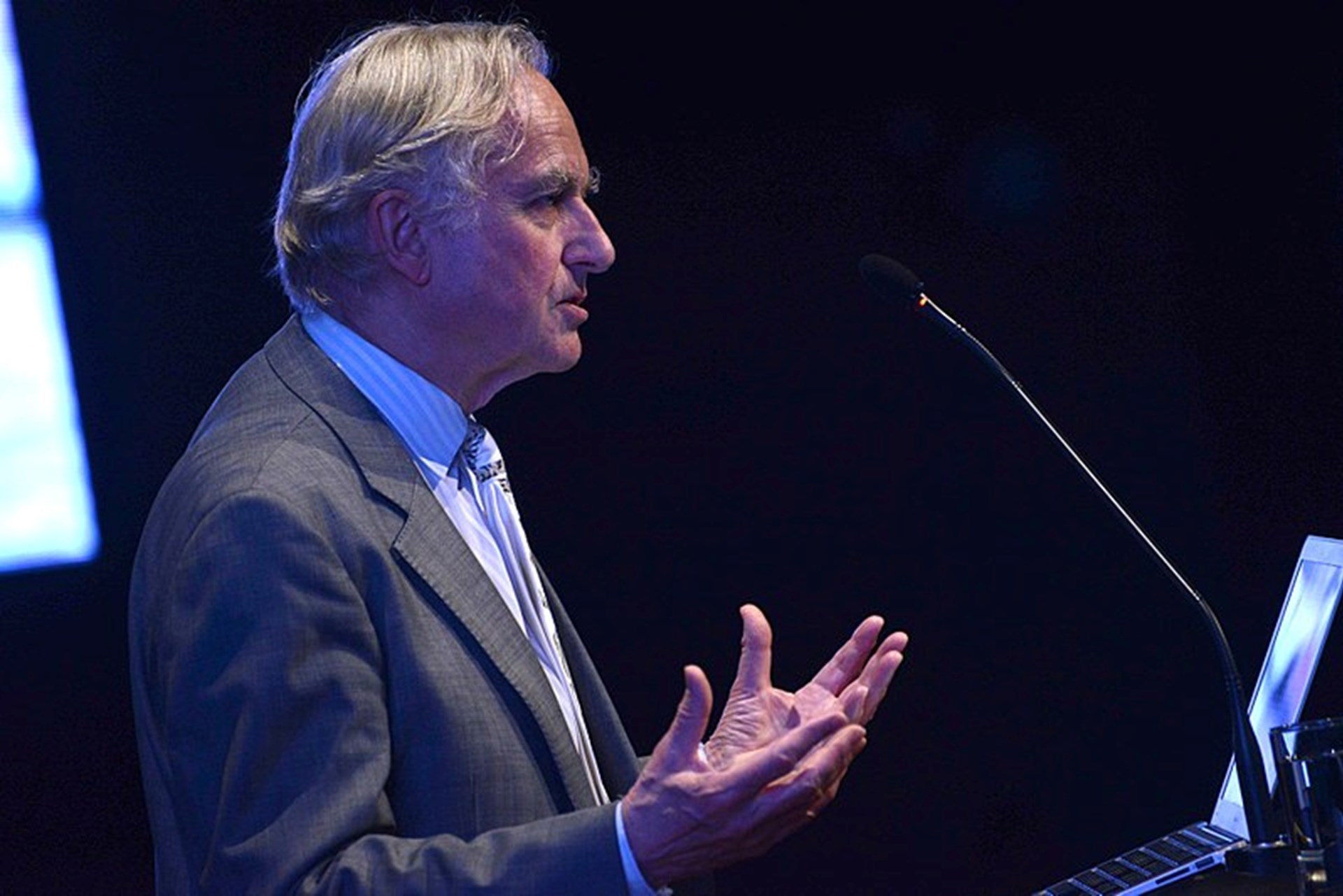 richard dawkins biological complexity and the market foundation