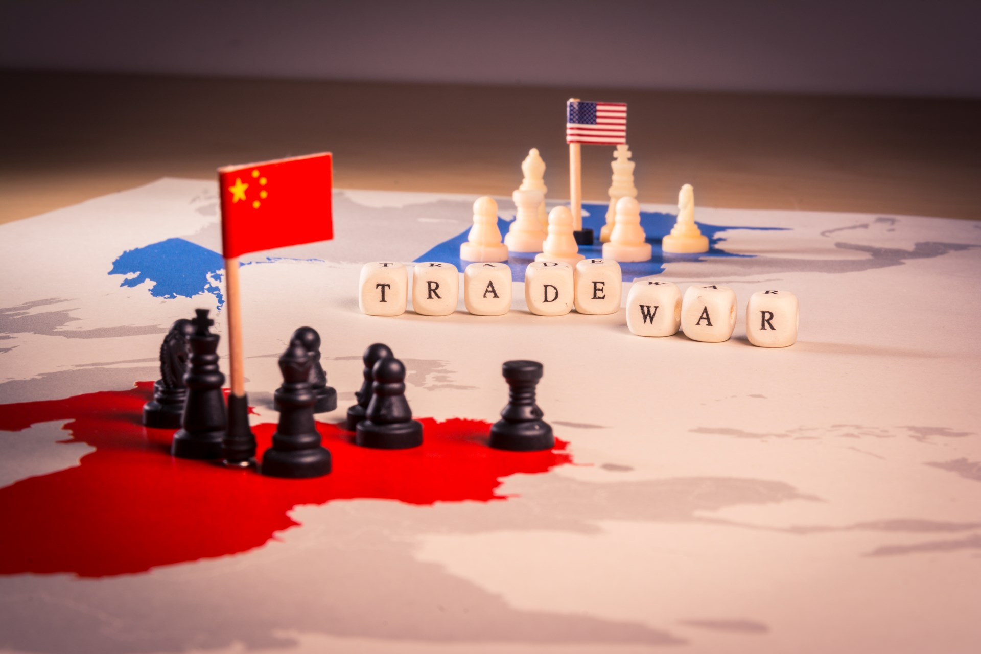 US – China Trade War info | Đọt Chuối Non