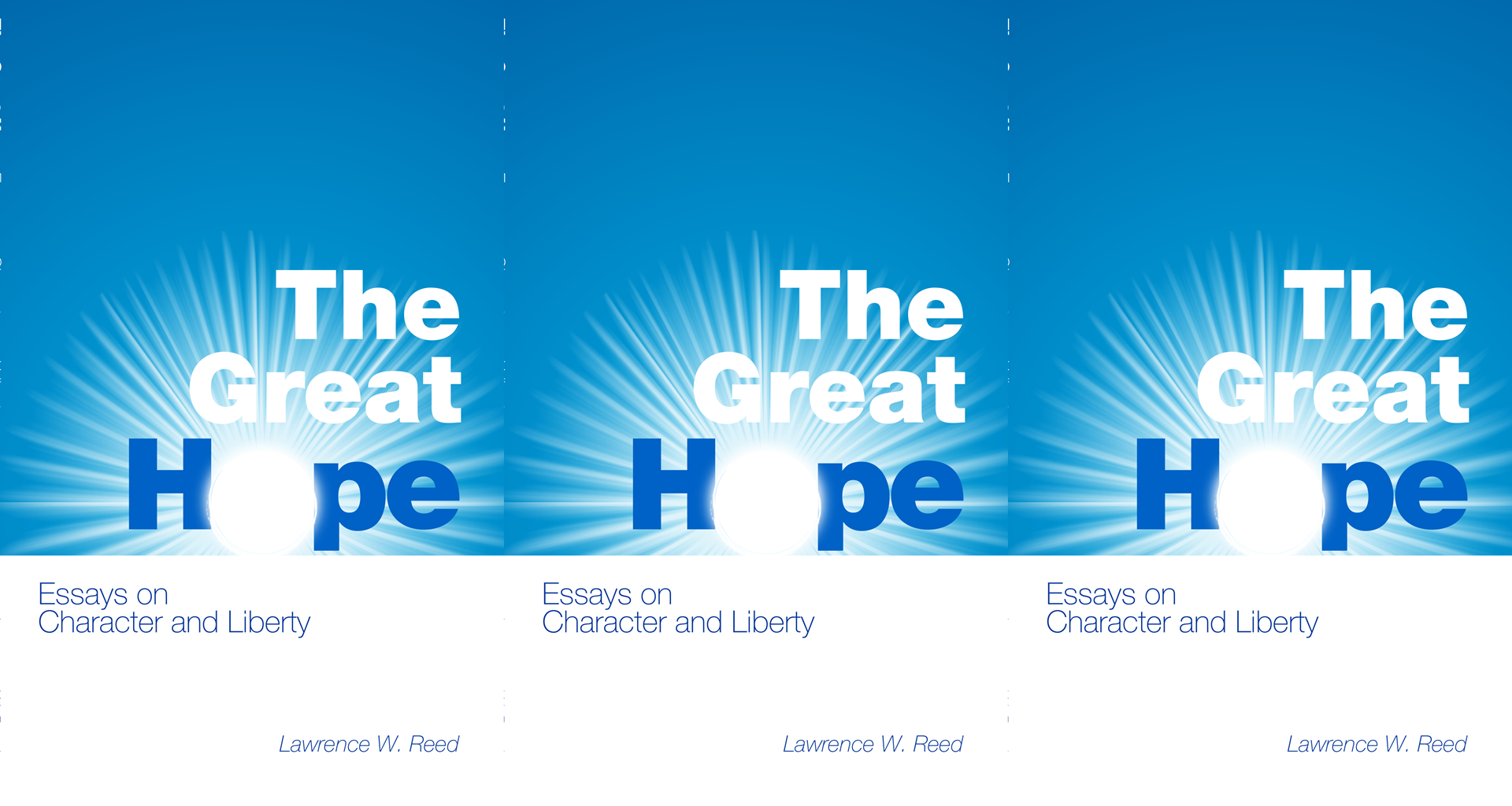 Interesting Persuasive Essay Topics For High School Students The Great Hope Essays On Character And Liberty By Lawrence W Reed Thesis Essay Topics also Essay On Healthy Eating Habits The Great Hope Essays On Character And Liberty By Lawrence W Reed  Personal Narrative Essay Examples High School