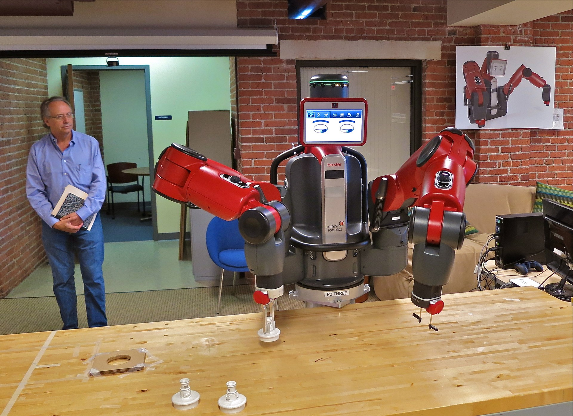 Robots Won't Take Our Jobs—But They Will Make Us Like Our Jobs More