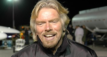 How Richard Branson's Adventure Capitalism Disrupted the Music and Airline Industries