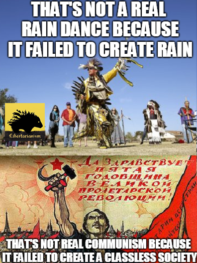 True communism has never been tried! *autistic screeching ... |Funny Anti Communism
