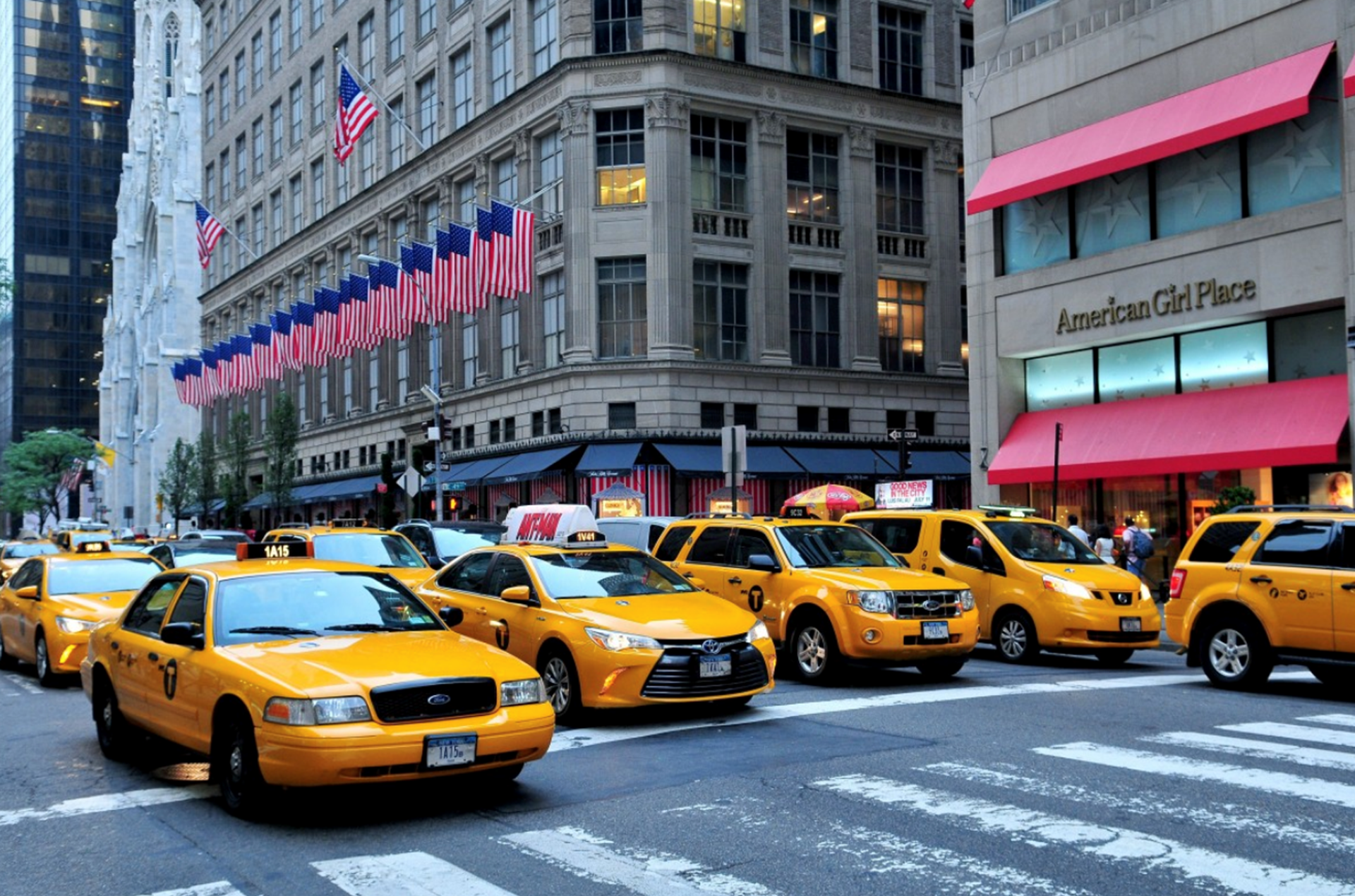 Taxi New York >> New York City Just Sent Its Transportation Industry Back To