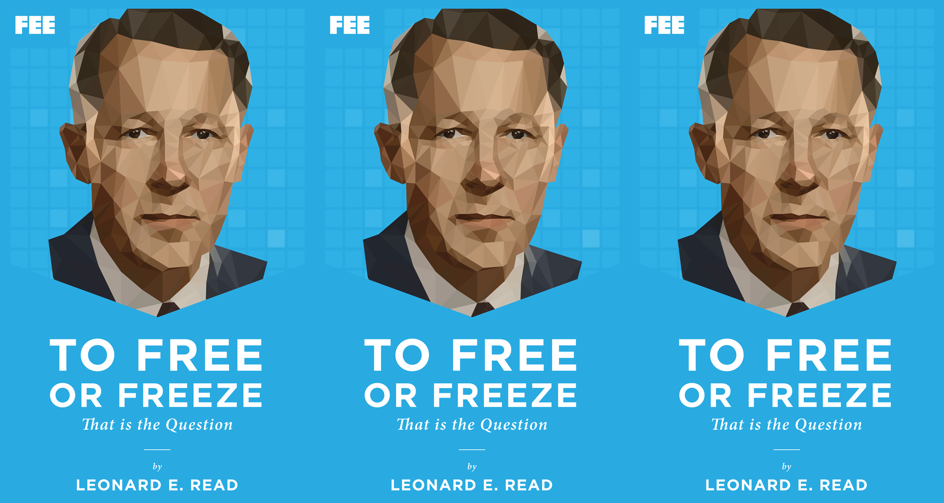 To Free or Freeze - Foundation for Economic Education