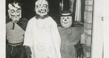 Why Halloween Costumes Used to Be Terrible