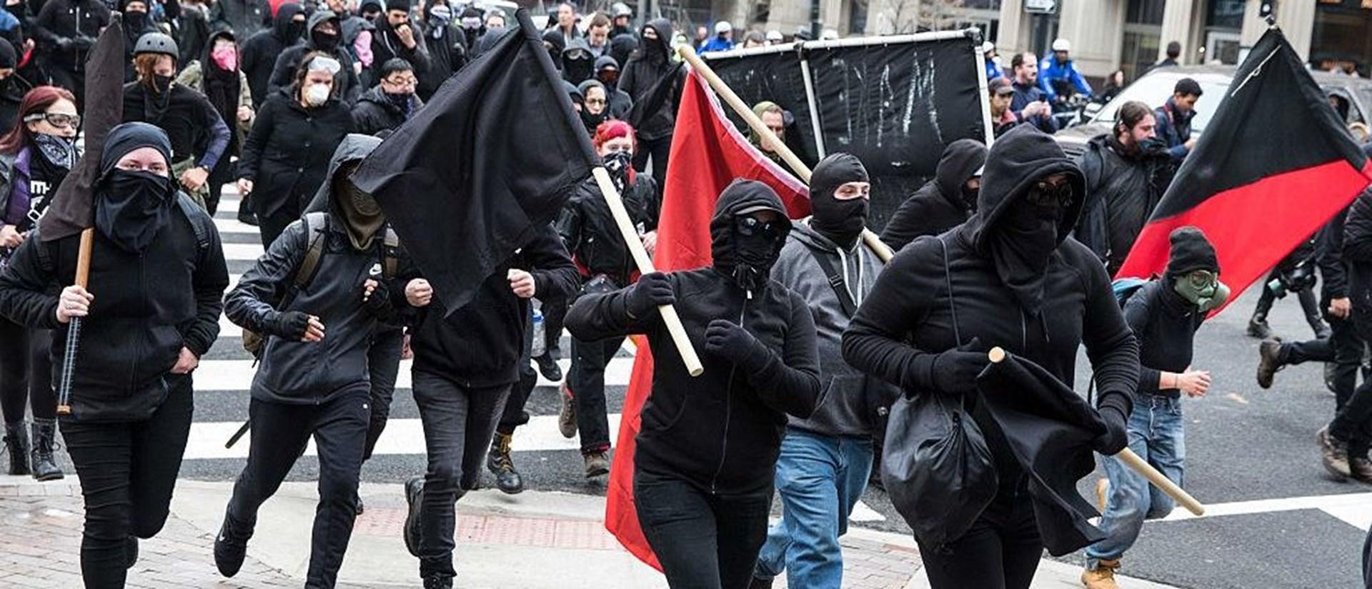 Sean Malone · Politics Antifa Political Violence ...