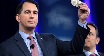 How Scott Walker and the GOP Learned to Stop Worrying and Love Corporate Welfare