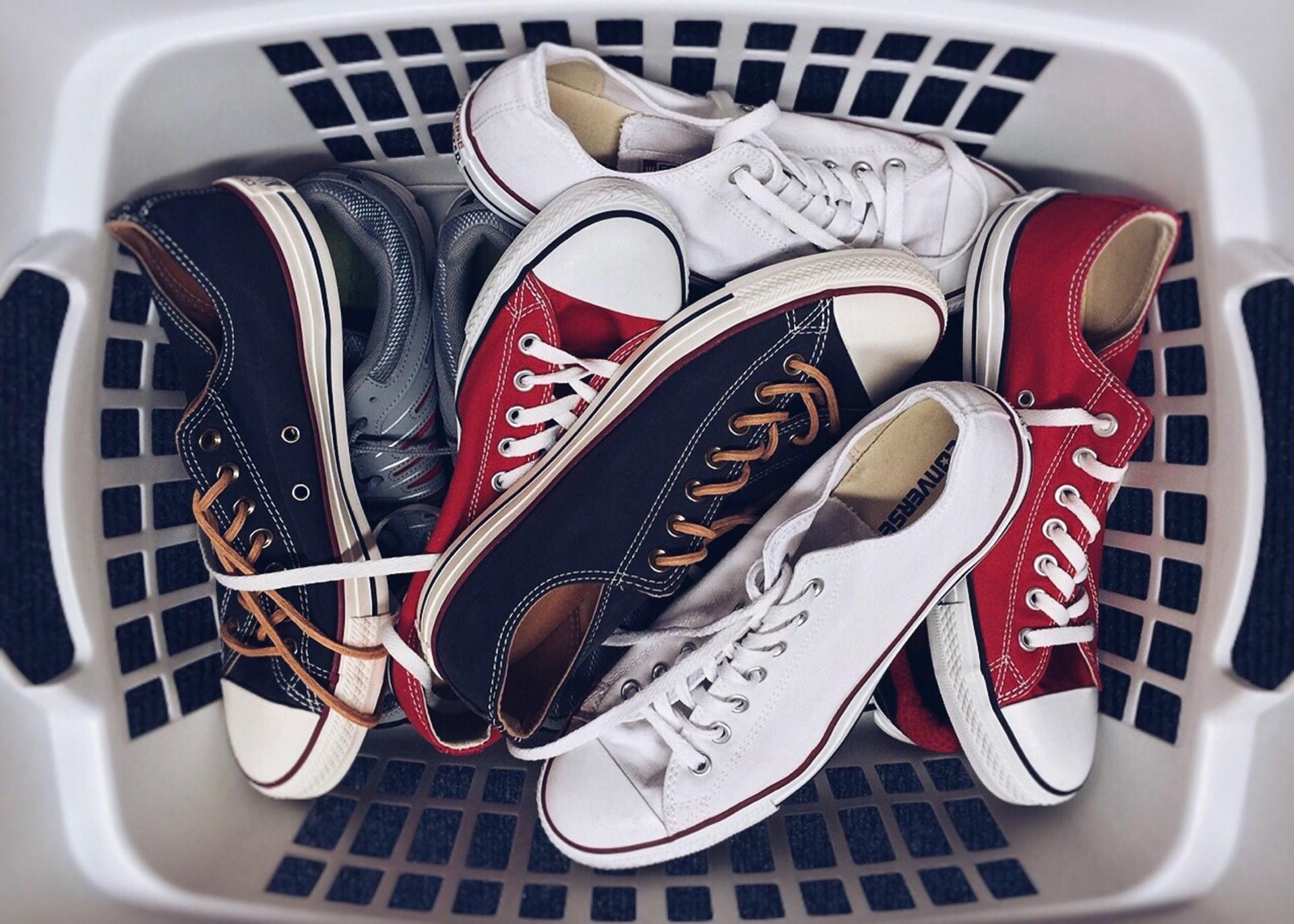 Entrepreneurs Revolutionize the Designer Sneaker Market—By Selling