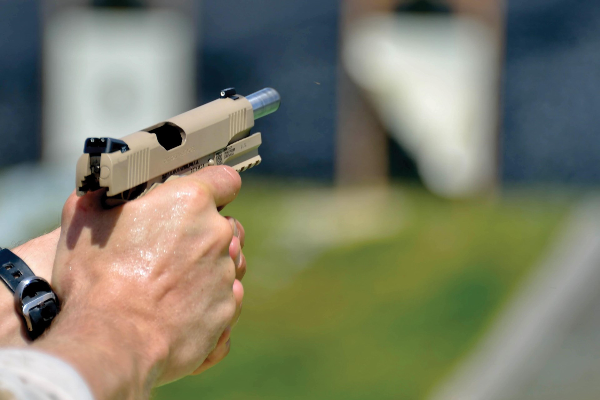 A Doctor Was Denied a Handgun over His (Legal) Use of