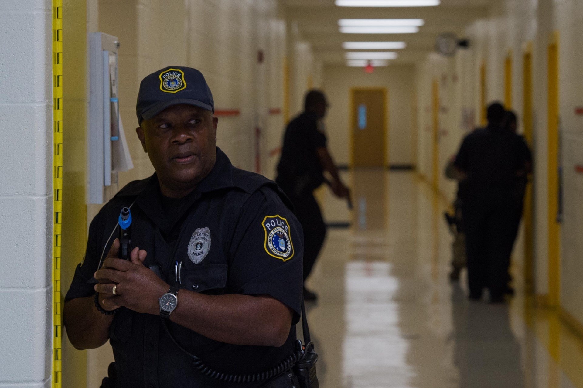 School Security Is Now a $3 Billion Dollar Annual Industry  Is There